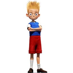 meet the robinsons lewis two voices poem