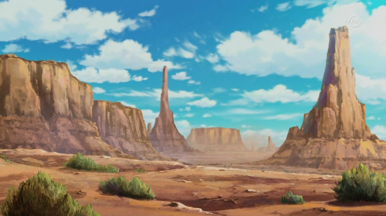 Descampados DesertField-JP-Anime-ZX-NC