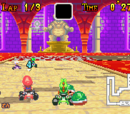 GBA Bowser Castle 2