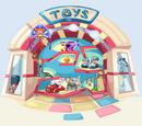 Modern Toy Stall