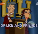 Of Lice and Friends