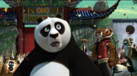 Kung Fu Panda (2008) - Clip The Dragon Warrior