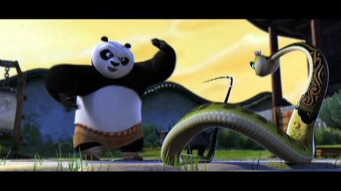 Kung Fu Panda (2008) - Open-ended Trailer 2