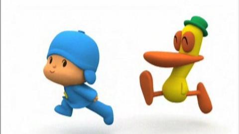 Pocoyo Meet Pocoyo Pocoyo And Friends (2007) - Home Video Trailer for this toddler oriented show