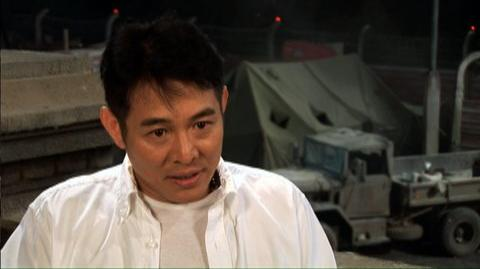 "The Expendables (2010) - Interview Jet Li ""On the director"""