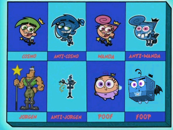 Image - AntiFairyCharts.PNG - Fairly Odd Parents Wiki ...