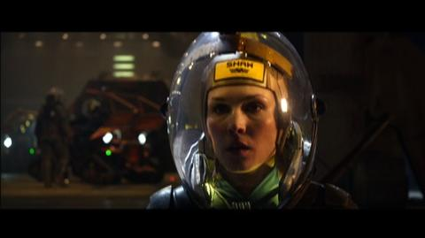 Prometheus (2012) - Clip From Wondercon