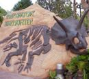Triceratops Encounter