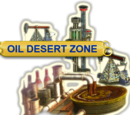 Oil Desert Zone