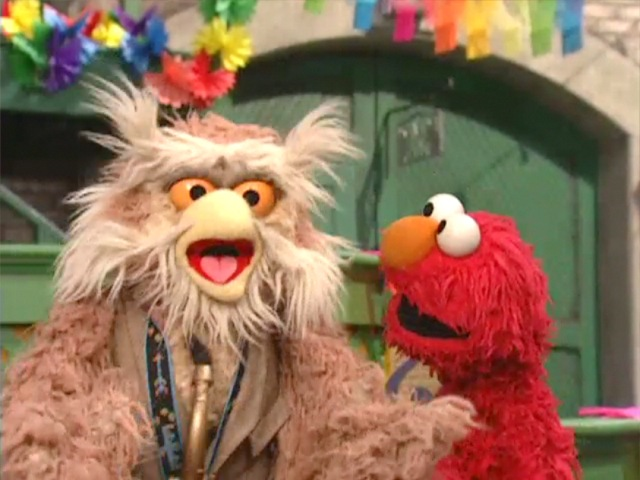 Sesame Street Sing Hoot And Howl Vhs That's Music - Muppet ...