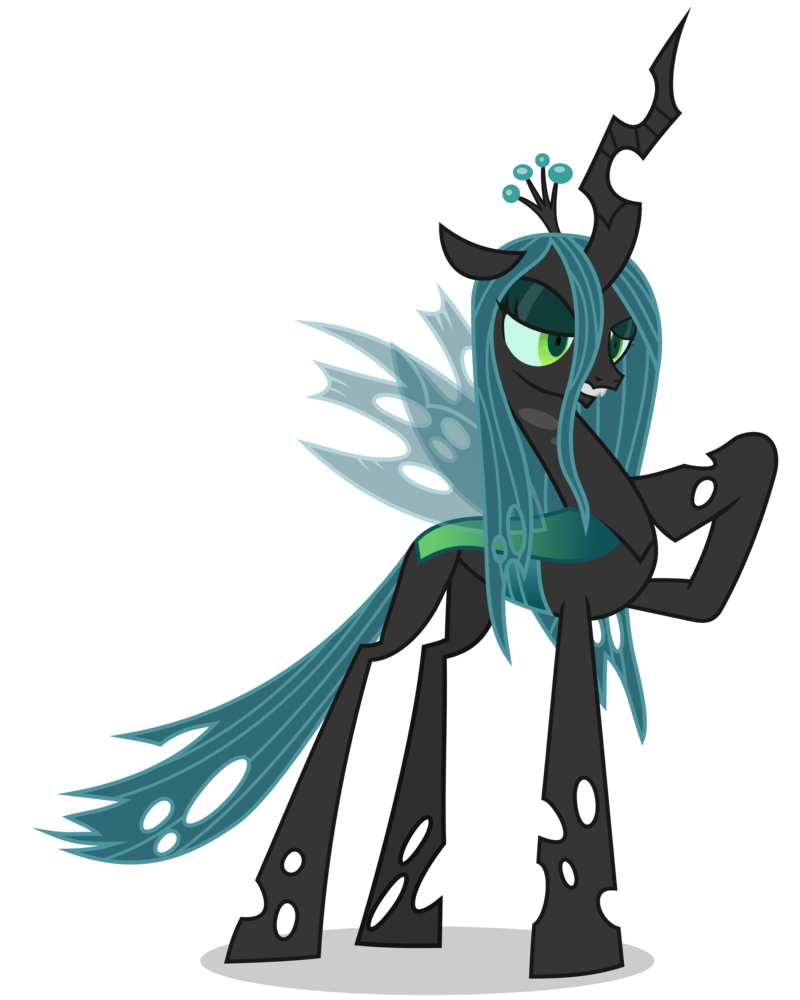 Queen Chrysalis - My Little Pony Fan Labor Wiki