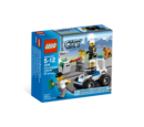 7279 Police Minifigure Collection