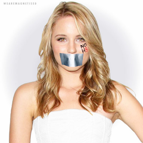 Pretty Little Liars Noh8