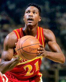 Dominique Wilkins - Basketball Wiki