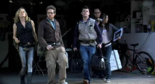 Ghostfacers Team Supernatural Scary Just Got Sexy