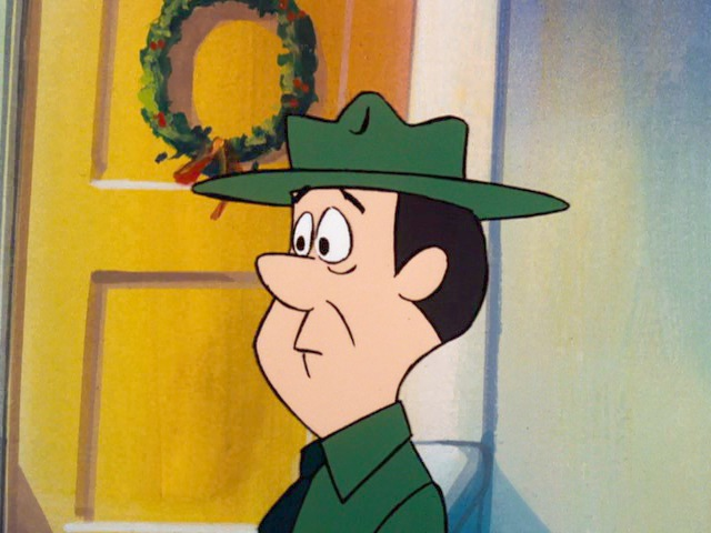 Yogi Bear Ranger Smith Ranger Smith - Christm...
