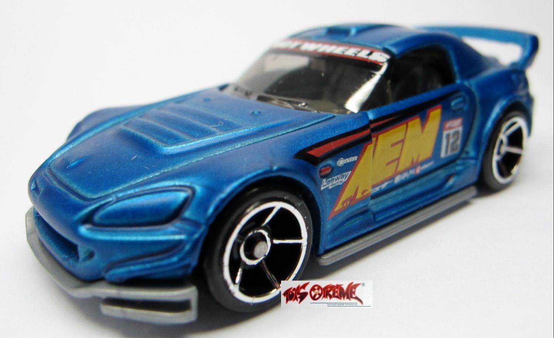 Blue honda symbol honda s2000 hot wheels wiki