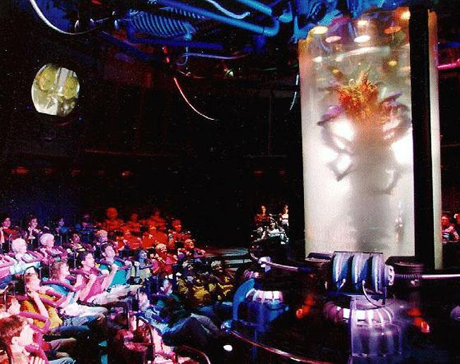 Beast Epic Tour Aladdin Theater October