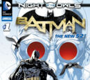 Batman Annual Vol 2 1