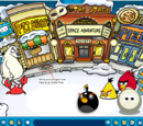 Angry Birds: Club Penguin