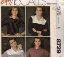 McCall's 8729 A