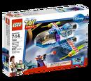 7593 Buzz's Star Command Spaceship