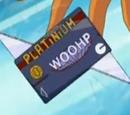 Platynowa karta WOOHP