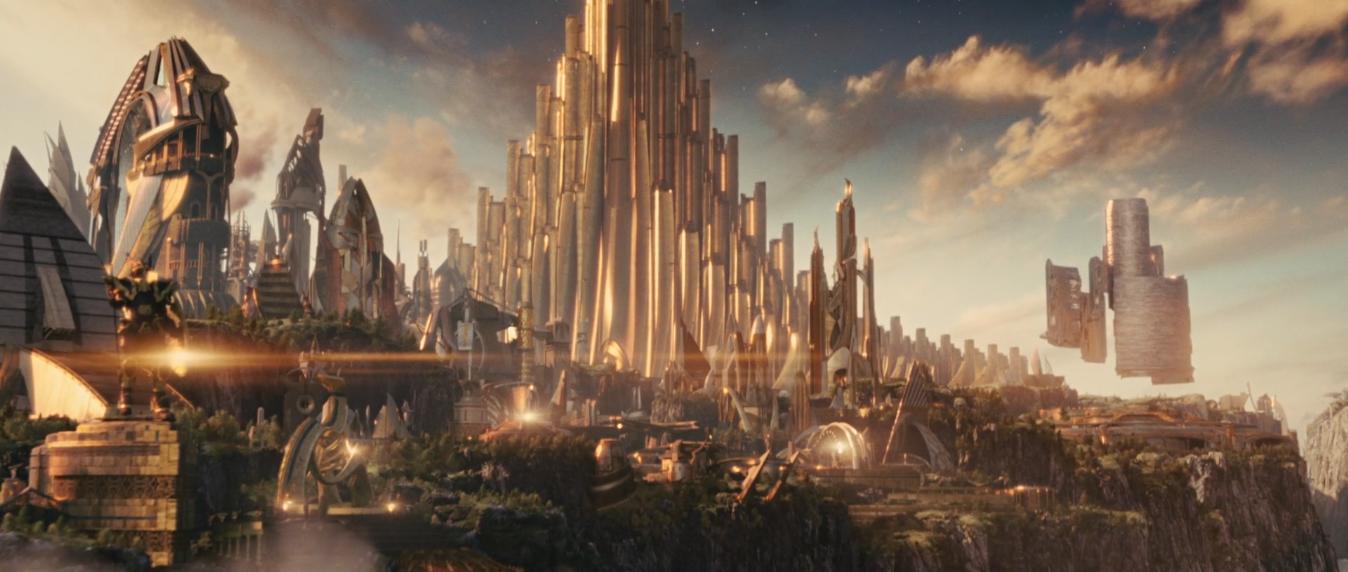 Asgard Asgard Norse