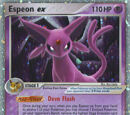 Espeon EX (EX Unseen Forces)