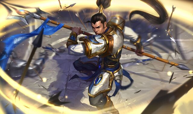 THE BOTTOM LANE'S SECOND CHAMPION PICK OF THE WEEK -   XIN ZHAO