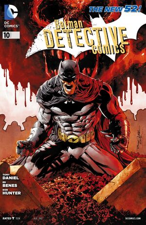 [DC Comics] Batman: discusión general 300px-Detective_Comics_Vol_2_10