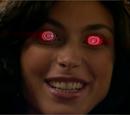 Verrückte Augen