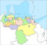 Venezuela Political Locator svg.png