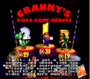 Cranky's Video Game Heroes - Results Tallying - Donkey Kong Country 2.png
