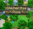 Chichen-Itza Pizza