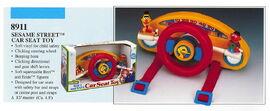 Elmo Car Seat Mirror