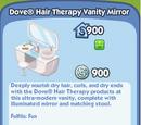Dove® Hair Therapy Vanity Mirror