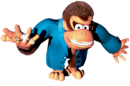 Swanky Kong Artwork - Donkey Kong Country 2.png