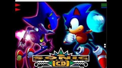 Sonic CD 20th Anniversary Edition - Sonic Boom (Crush 40 vs Cash Cash)