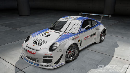 porsche 911 gt3 cup r 997 at the need for speed wiki need for speed series information. Black Bedroom Furniture Sets. Home Design Ideas