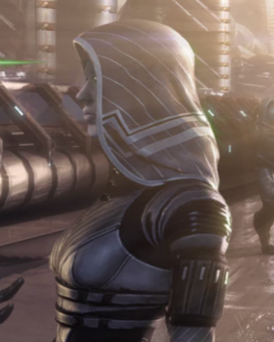 Quarian Mass Effect Wiki Mass Effect Mass Effect 2