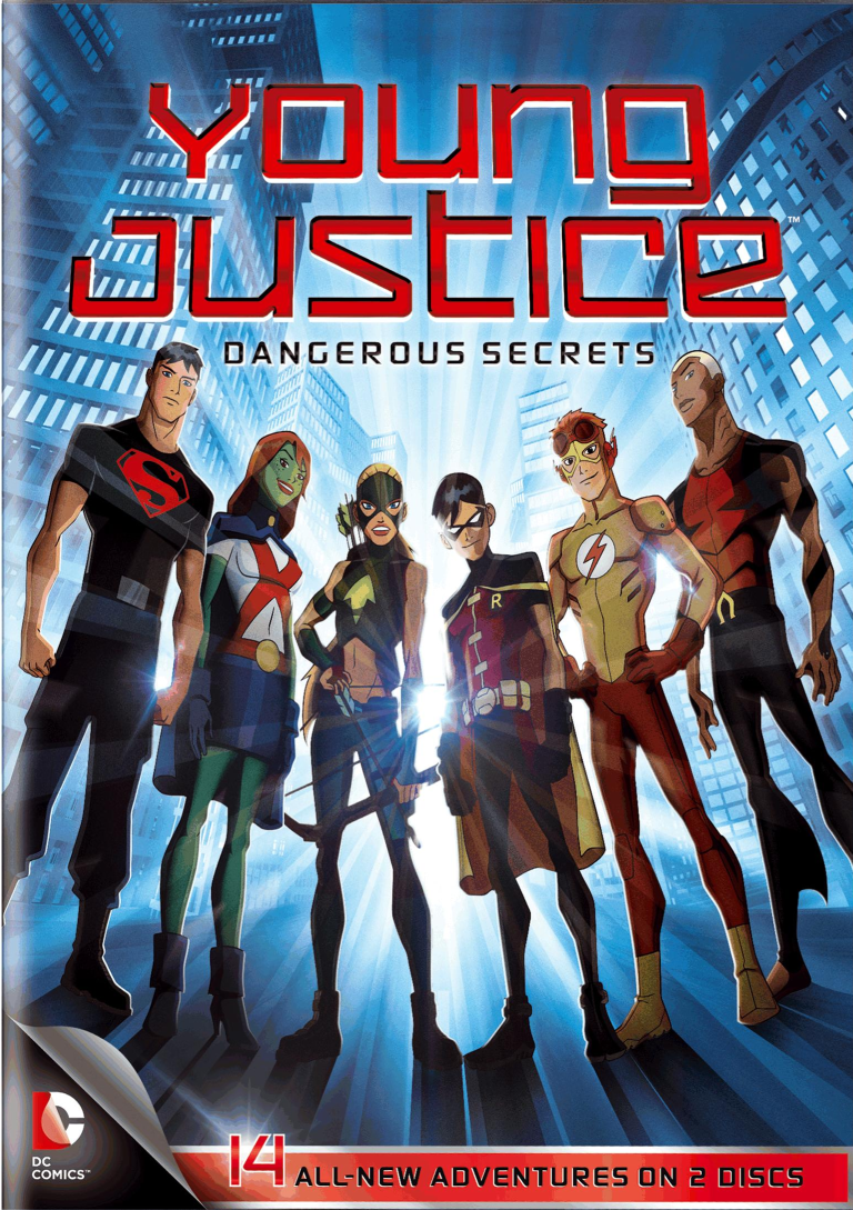 Young Justice: Invasion – Game of Illusions: Season 2 Part ...