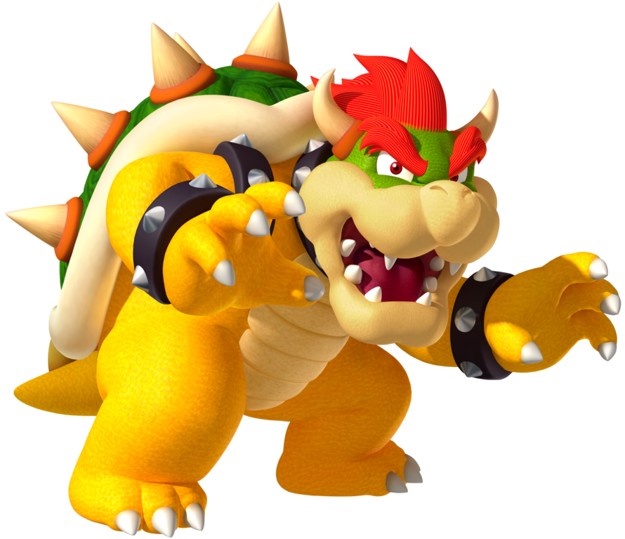 Bowser Other resolutions: 278 � 240