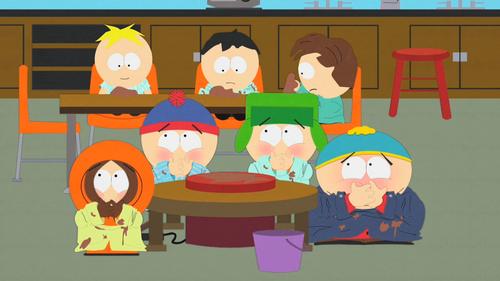 Season Seven South Park Archives Cartman Stan Kenny