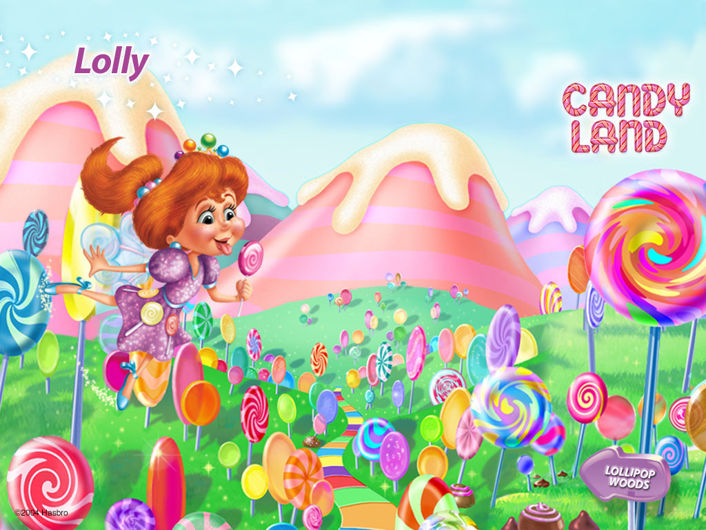 Candyland King Candy 3  Lolly Fairies