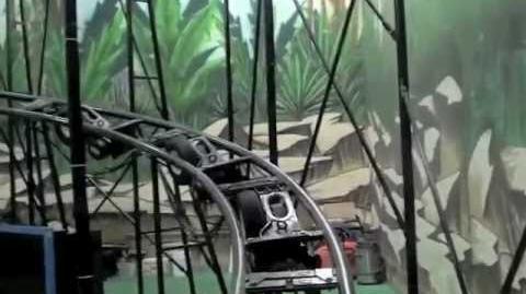 Tiger Terror Coaster