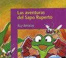 Las aventuras del sapo Ruperto