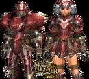 Hermitaur Armor (Blade)
