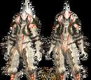 White Fatalis Z Armor (Blade)