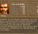 Col. Leo Kelly